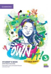 OWN IT! 3 STUDENT'S BOOK WITH PRACTICE EXTRA