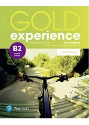 GOLD EXPERIENCE B2 STUDENT' S BOOK(+ONLINE PRACTICE) SECOND EDITION
