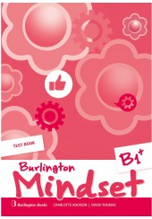 BURLINGTON MINDSET B1+ TEST BOOK (TEACHER'S EDITION)