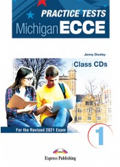 NEW PRACTICE TESTS 1 MICHIGAN ECCE FOR THE REVISED 2021 EXAM 3 CDs