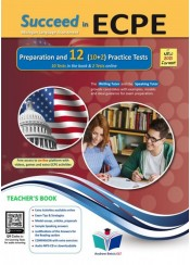 SUCCED IN MICHIGAN ECPE 12 PRACTICE TESTS 2021 FORMAT STUDENT'S
