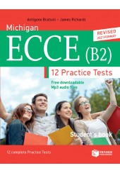 MICHIGAN ECCE (B2) 12 PRACTICE TESTS STUDENT'S BOOK