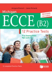 MICHIGAN ECCE (B2) 12 PRACTICE TESTS TEACHER'S BOOK
