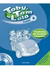 TOBY TOM AND LOLA JUNIOR A VOCABULARY AND GRAMMAR COMPANION