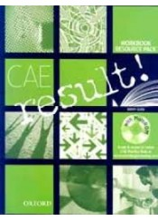 RESULT CAE WORKBOOK W/OUT KEY (+ MULTIROM)