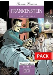 FRANKESTEIN PACK LEVEL 4 (READER + ACTICITY +CD)