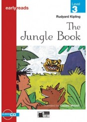 THE JUNGLE BOOK +CD