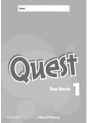 QUEST 1 TEST BOOK