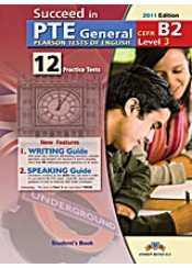 SUCCEED IN PTE GENERAL B2-12 PRACTICE TESTS (LEVEL 3-2011 EDITION)