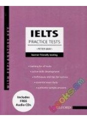 IELTS PRACTICE TESTS - WITH KEY + CD