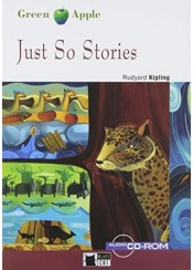 JUST SO STORIES (BK+CD-ROM)