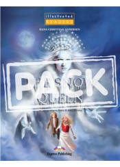 THE SNOW QUEEN (BOOK+MULTI-ROM+CD+DVD) ILLUSTRATED