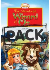 THE WONDERFUL WIZARD OF OZ (BK+CD+DVD)