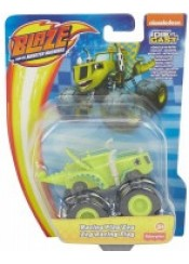 BLAZE AND THE MOSTERS MACHINES MATTEL - RACING GLAG ZEG - GVG65 ΠΡΑΣΙΝΟ
