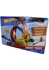 ENERGY TRACK HOT WHEELS