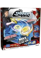 SPINNER M.A.D. DELUXE ΣΕΤ ΜΑΧΗΣ