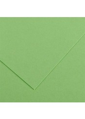 ΧΑΡΤΙ CANSON COLORLINE 50X70 220gr 27 APPLE GREEN