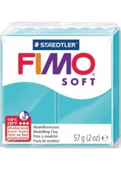 ΠΗΛΟΣ FIMO SOFT 57gr PEPPERMINT(39)