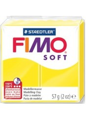 ΠΗΛΟΣ FIMO SOFT 57gr LEMON (10)