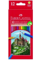 ΞΥΛΟΜΠΟΓΙΕΣ FABER CASTELL FIGHTING KNIGHTS 12 TEMAXIA