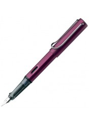 ΠΕΝΑ LAMY AL-STAR FOUNTAIN PEN DARK PURPLE