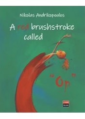 A RED BRUSHSTROKE CALLED