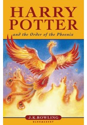 HARRY POTTER AND THE ORDER OF THE PHOENIX HARDBACK