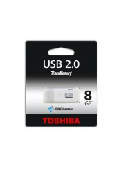 FLASH DRIVE USB 2.0 8 GB TOSHIBA HAYABUSA