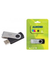 FLASH DRIVE USB 8GB TWISTER ALMOND