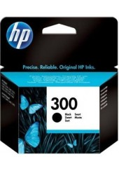 HP 300  INK CATRIDGE BLACK