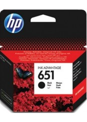HP 651 BLACK CTR C2P10AE