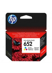 HP CTR F6V24A DJ3835 COLOR No.652