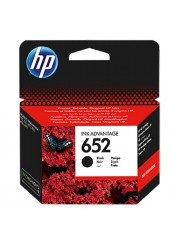 HP CTR F6V25A DJ3835 BLACK No. 652