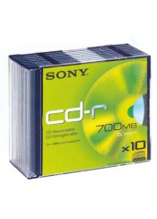 DATA CD-R SONY 700MB 80MIN