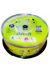 ALMOND DVD-R 4,7 GB 16X25 T.