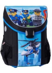ΤΣΑΝΤΑ LEGO BAGS EASY: POLICE CHOPPER