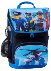 ΤΣΑΝΤΑ LEGO BAGS MAXI:CITY POLICE CHOPPER