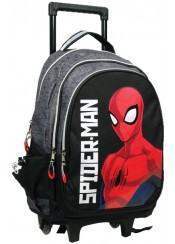 ΤΣΑΝΤΑ TROLLEY SPIDERMAN ARMOUR
