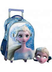 ΤΣΑΝΤΑ TROLLEY ELSA FROZEN 2