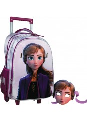 ΤΣΑΝΤΑ TROLLEY ANNA FROZEN 2