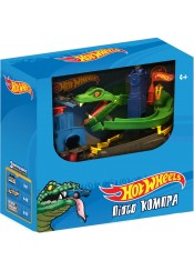 HOT WHEELS ΣΕΤ ΠΙΣΤΑ ΚΟΜΠΡΑ