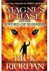 MAGNUS CHASE AND THE SWORD OF SUMMER - DODS OF ASGARD 1