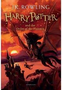 HARRY POTTER AND THE ORDER OF THE PHOENIX 978-1-4088-5569-0 9781408855690