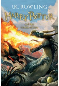 HARRY POTTER AND THE GOBLET OF FIRE 978-1-4088-5568-3 9781408855683
