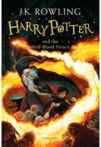 HARRY POTTER AND THE HALF BLOOD PRINCE 978-1-4088-5570-6 9781408855706