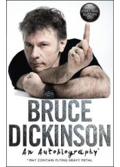 WHAT DOES THIS BUTTON DO- BRUCE DICKINSON AN AUTOBIOGRAPHY
