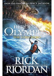 THE LOST HERO - HEROES OF OLYMPUS