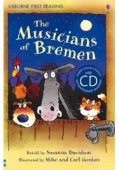THE MUSICIANS OF BREMEN (+CD AND DOWNLOADABLE WORKSHEETS)