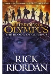 HEROES OF OLYMPUS 5: BLOOD OF OLYMPUS PB