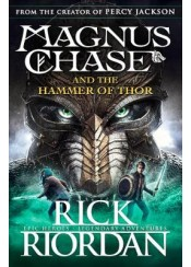 MAGNUS CHASE AND THS HAMMER OF THOR - BOOK 2